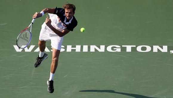 ATP de Washington, primer torneo previsto en regresar en plena pandemia, fue cancelado. (Getty Images)