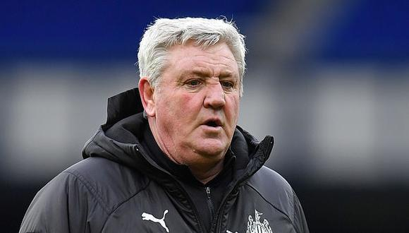 Steve Bruce es entrenador de Newcastle desde el año 2019. (Foto: Getty)