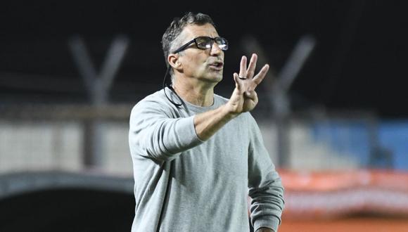 Juan Antonio Pizzi es entrenador de Racing Club desde inicios del 2021. (Foto: Racing Club)
