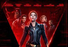Marvel revela cuánto durará Black Widow