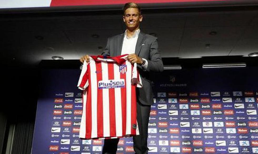 10. Marcos Llorente to Atlético de Madrid (2019/20) for 30 million euros.  (Photo: Getty)