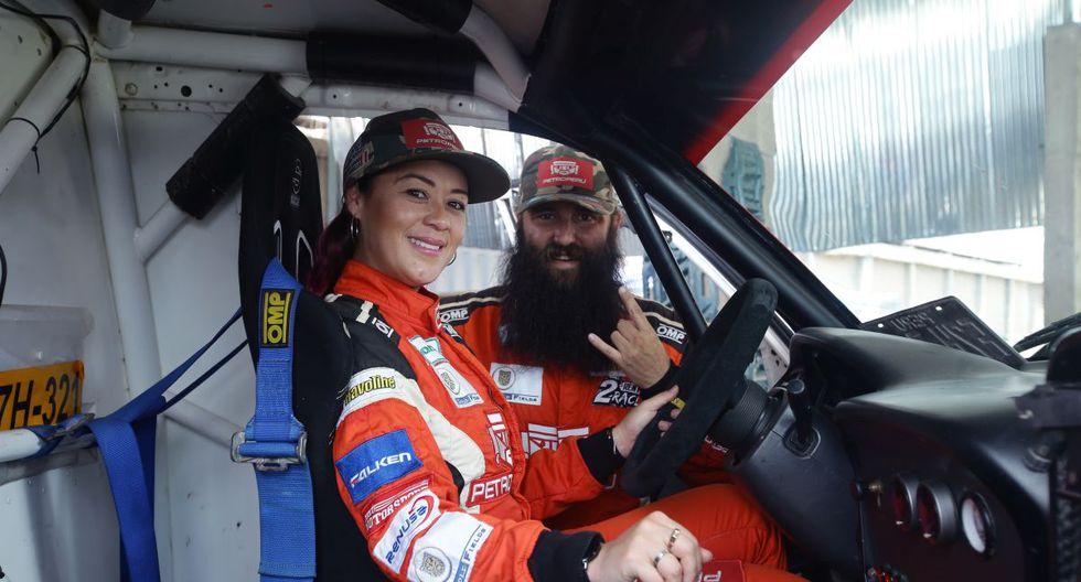 Fernanda Kanno y Alonso Carrillo competirán en la categoría coches con el número 365. (Foto: Jesús Saucedo/ GEC)