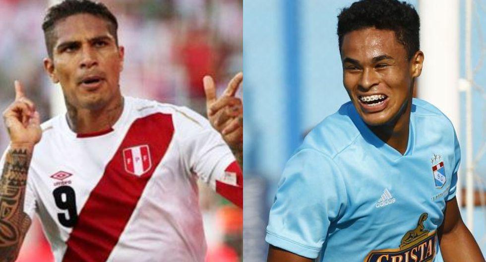 Waldir Saénz aseguró que Christopher Olivares podría reemplazar a Paolo Guerrero. (Fotos: Collage)