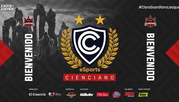 Cienciano ingresa a la liga de eSports con mayor crecimiento del Perú. (Foto: Difusión)