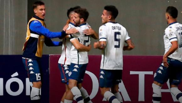La Calera cayó 2-0 frente a Vélez por Copa Libertadores 2021. (Foto: Conmebol)