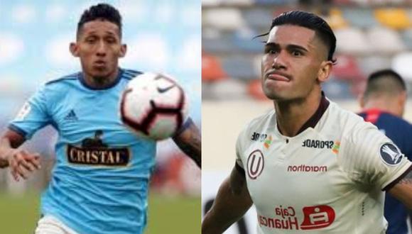 Universitario y Cristal se medirán en la penúltima fecha del Apertura. (GEC)