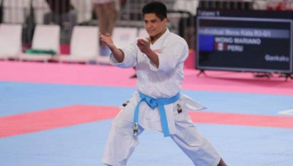 Mariano Wong. (@COP_Perú)