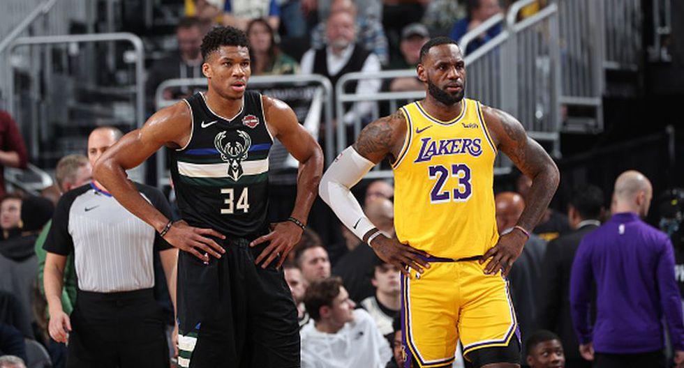 NBA All-Star Game 2020: los jugadores que estarán en el 'Juego de las Estrellas'. (Getty Images)