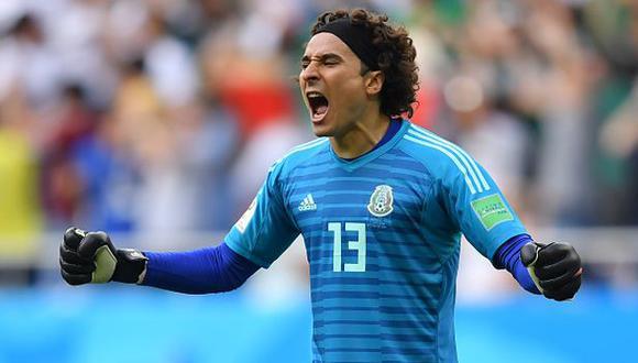 'Memo' Ochoa solo ha recibido un gol hasta el momento en el Mundial Rusia 2018. (Getty Images)