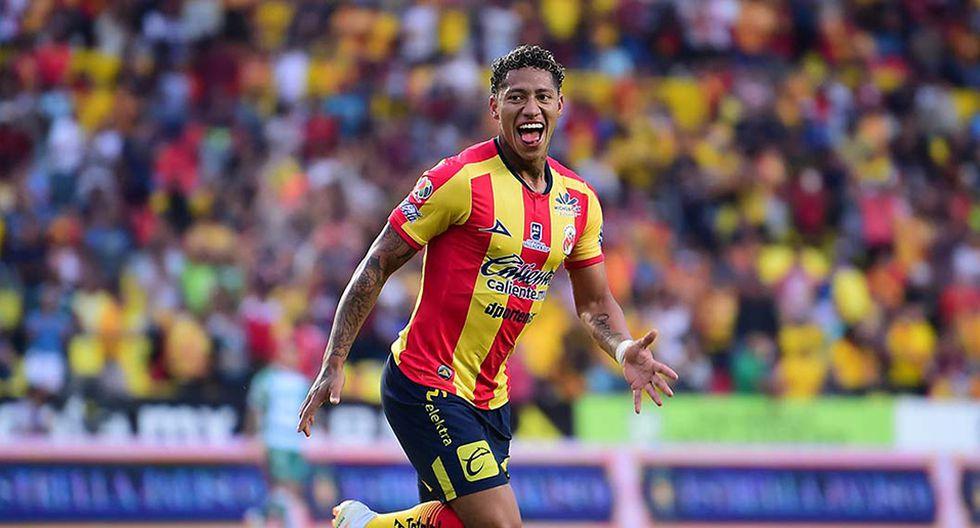 Ray Sandoval recibió elogios de su DT por marcar ante Santos Laguna. (Foto: MexSport)