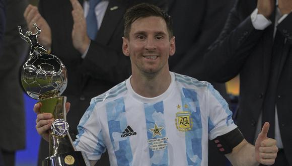 Lionel Messi se fue del Barcelona luego de veintiún años. (Foto: AFP)