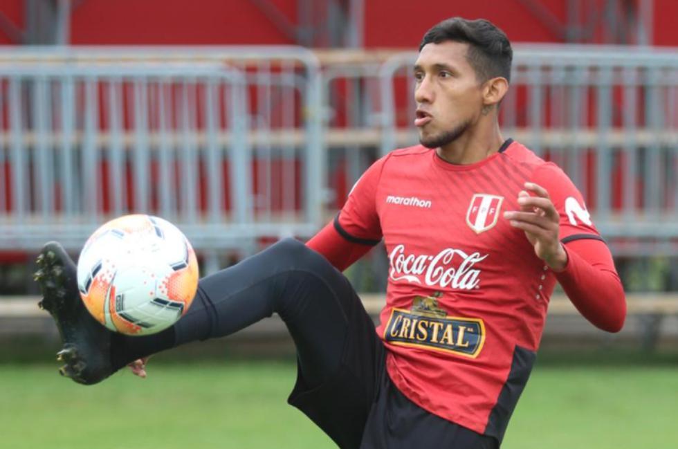 La mejores postales del entrenamiento de la Selección Peruana. (Selección Peruana)