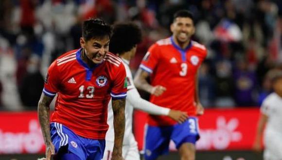 Chile goleó 3-0 a Venezuela en el duelo por la Jornada 12 de las Eliminatorias Qatar 2022. (Foto: AP)