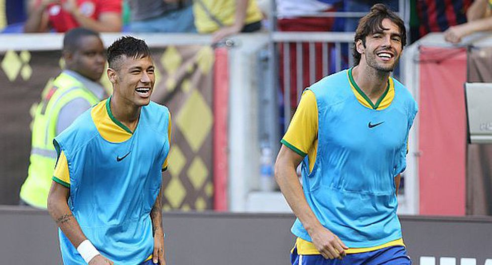 Dunga convocó a Kaká para las Eliminatorias. (Getty Images)