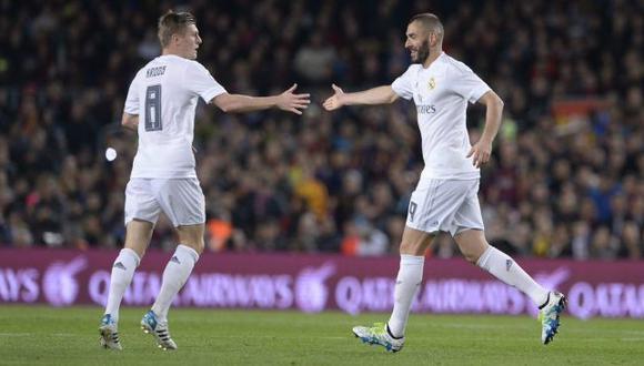 """""""¿Haaland o Mbappé? Benzema"""": la respuesta de Toni Kroos sobre a quién preferiría dar una asistencia. (Twitter)"""