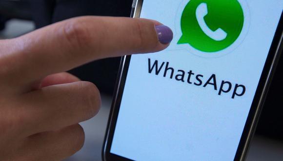 """WhatsApp retrasa la actualización del as políticas de privacidad por """"desinformación"""". (EFE/ Marcelo Sayão)."""