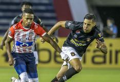 Junior goleó por 3-1 a Caracas y selló su pase a la fase 3 de la Copa Libertadores 2021
