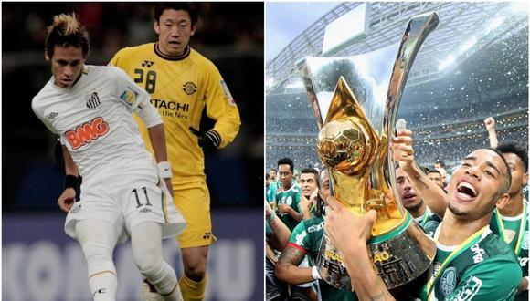 Neymar y Gabriel Jesus son compañeros en la selección de Brasil. (Getty)