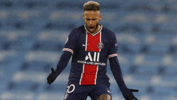 Neymar publicó un mensaje tras caer en Champions League con PSG. (Foto: Reuters)