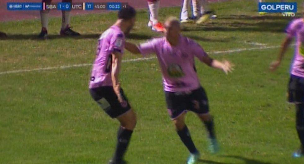 El golazo de 'chalaca' que anotó Sebastián Penco en el duelo por la Liga 1. (Video: GOLPERU)