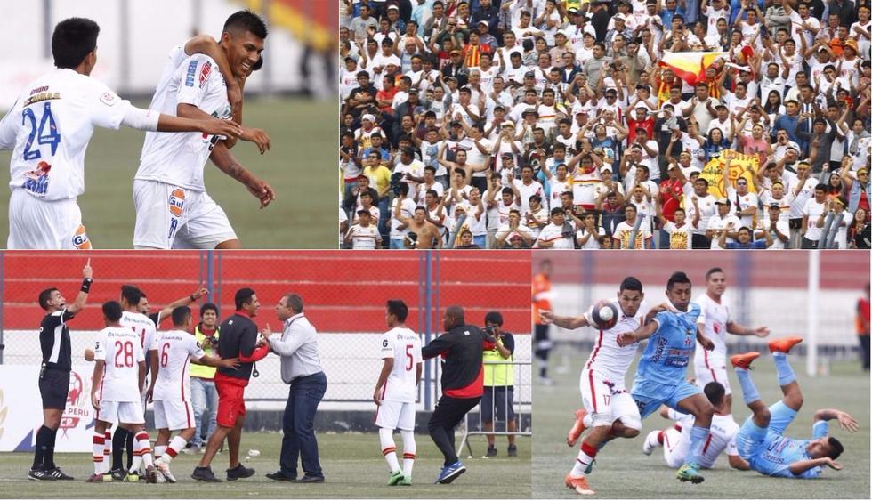 Segunda fecha de la Copa Perú. (Fracisco Neyra)