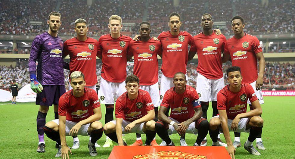 1 | Club: Manchester United | Deuda: 751 millones de euros. (Getty)