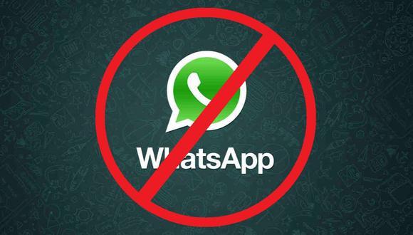 Conoce el verdadero truco de WhatsApp para recibir mensajes de un usuario sin bloquearlo. (Foto: WhatsApp)