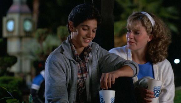 """Ali Mills fue un personaje interpretado por Elisabeth Shue en """"Karate Kid"""", en 1984 (Foto: Karate Kid)"""