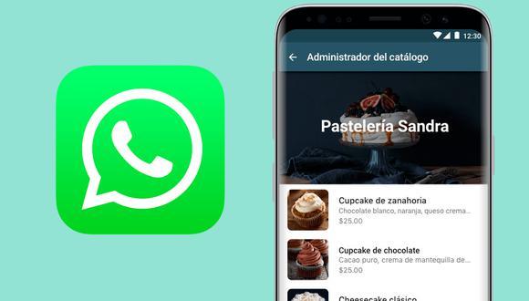 De esta forma podrás sorprender e incrementar tus ventas con la creación de un catálogo en WhatsApp. (Foto: WhatsApp Business)