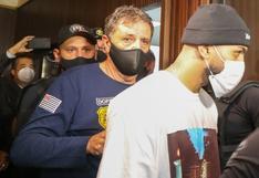 Se escondió debajo de una mesa: Gabigol, detenido en una 'fiesta COVID' con 200 personas