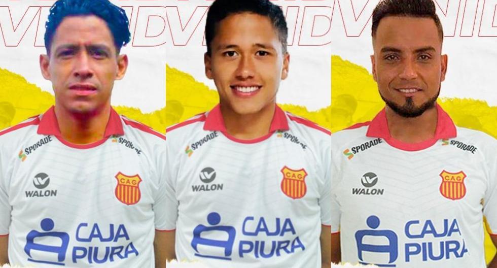 La alineación que alista Atlético Grau para la Liga 2 (Foto: Prensa AG)