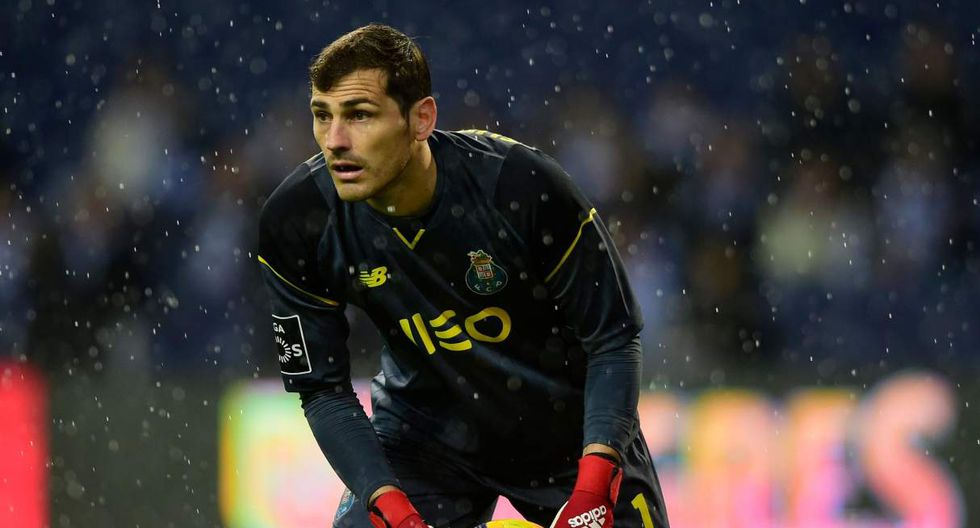 Iker Casillas ganó el Mundial 2010 con España. (Foto: AFP)