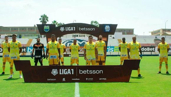 Carlos Stein jugará esta temporada la Liga 2. (Foto: FPF)