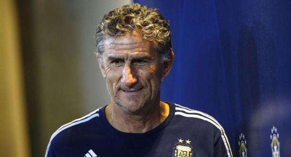Edgardo Bauza fue cesado de su cargo como DT de Argentina por malos resultados.