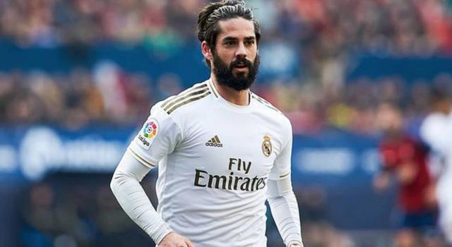 Isco a un contrat avec le Real Madrid jusqu'en 2022 (AFP)
