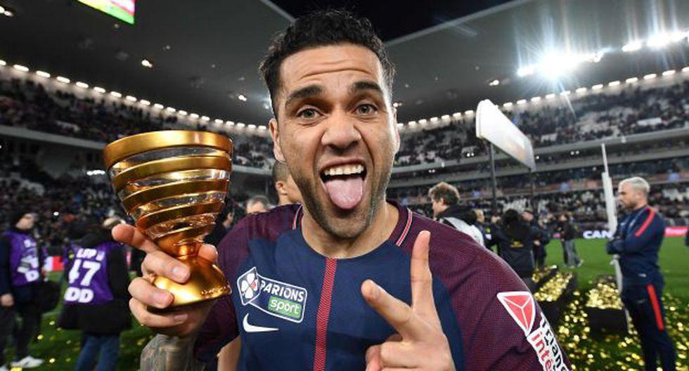 Dani Alves estará en los cuartos de final de la Copa América 2019. (Foto: Agencias)