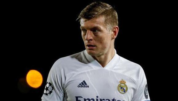 Toni Kroos tiene contrato con el Real Madrid hasta el 2023. (Foto: Getty)