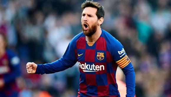 Complementa tus conversaciones de WhatsApp sobre Lionel Messi con estos geniales stickers del futbolista argentino. (Foto: AFP)