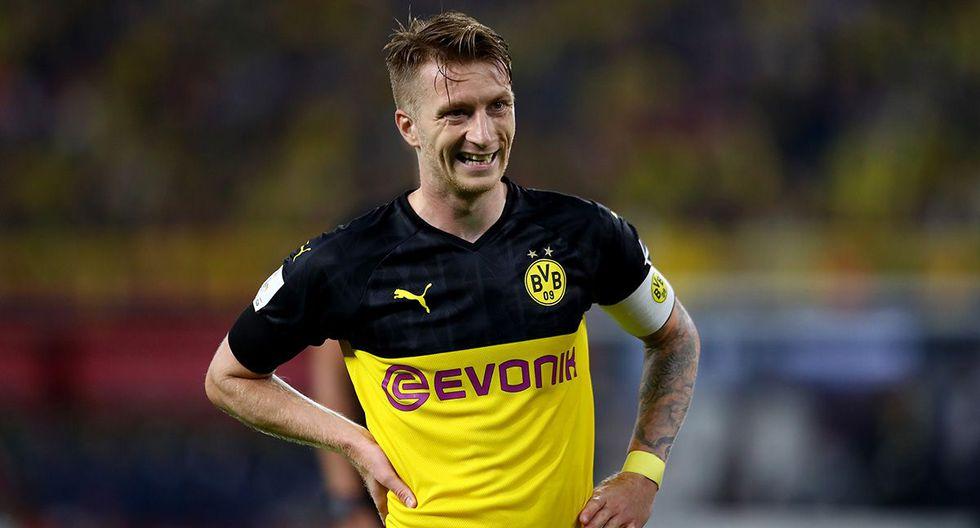 Jugador: Marco Reus | Situación actual: sigue en Borussia Dortmund. (AFP/AP/Getty)