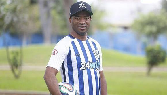 Waldir Sáenz es el goleador histórico de Alianza Lima, con 178 anotaciones. (Foto: GEC)