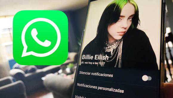 ¡Este es el truco para descargar todas las fotos de perfil de tus amigos de WhatsApp! (Foto: MAG)