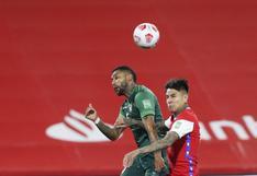 Punto de oro para los 'Altiplánicos': Bolivia igualó 1-1 con Chile por Eliminatorias Qatar 2022