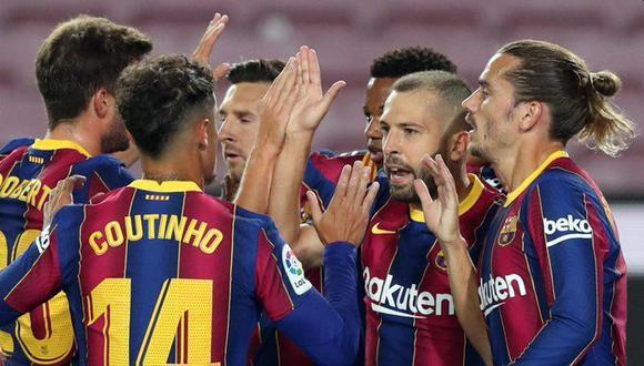 El club azulgrana marcha en la casilla 13 de la clasificación de LaLiga. (Foto: FC Barcelona)