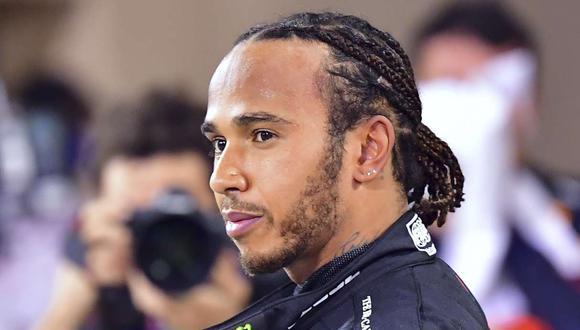 Lewis Hamilton de regreso para el cierre de temporada de F1 en Abu Dabi. (Foto: EFE)
