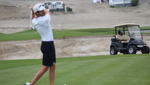 Luis Fernando Barco se convirtió en el primer golfista peruano en clasificar al US Open 2021. (Difusión)