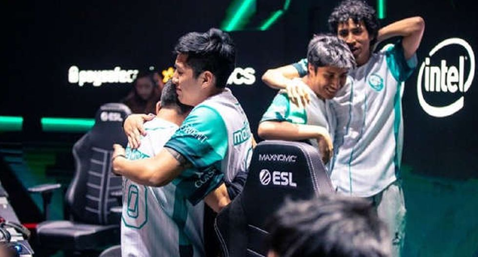 Dota 2: Beastcoast venció a EgoBoys y clasificó a la Major DreamLeague Season 13. (Foto: Difusión)