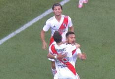 ¡Sobre la hora! Paulo Díaz marcó el 1-1 tras cabezazo en el área en el River vs Paranaense por Copa Libertadores [VIDEO]