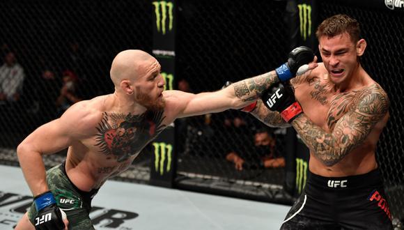 Conor McGregor estará de baja hasta seis meses después de caer noqueado en el UFC 257. (UFC)