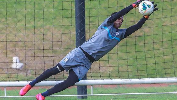 Ángelo Campos se refirió a la preparación del equipo previo al choque contra Sport Boys. (Foto: Liga 1)
