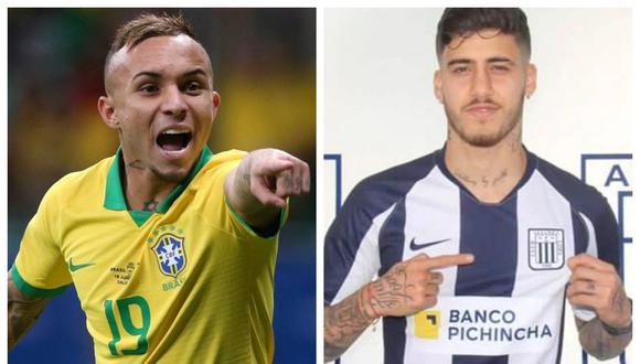 Everton y Beto Da Silva fueron compañeros en Gremio. (GEC)